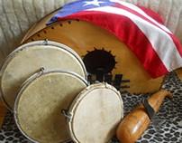 TRADITIONAL PLENA FROM PUERTO RICO