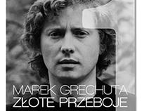 """Marek Grechuta """"Złote Przeboje"""" vol.1, 2 - front cover"""