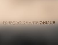 Direção de arte Online