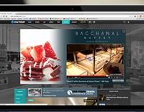 Caesars Palace Buffet Online Ad