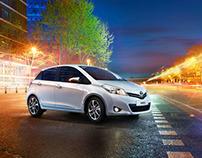 Campaign: Toyota for Saatchi & Saatchi London