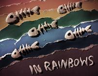 Radiohead - In Rainbows (Alternative cover for Vinyl)