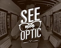 See Mon Optic - Paris (Branding)