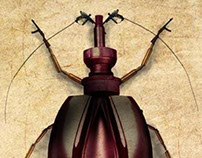 Mechanized Insects