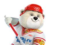 Olympic Mascots 2014