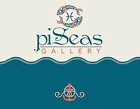 Branding : piSeas Logo