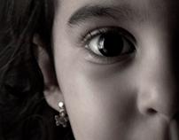 No brilho dos olhos