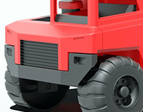 Toy DumpTruck