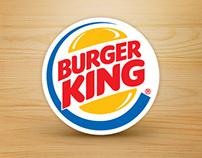 Burger King - Regional tab