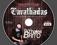 Cover CD Boate das Cavalhadas 2013