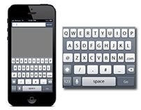 UX: iPhone Keyboard Design