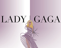 LADY GAGA Infographic