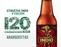 Indio etiqueta 2013