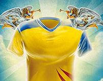 Mantos sagrados Del Bendito Fútbol