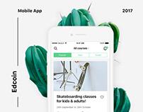 Edcoin – Mobile App For Coeducation