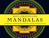MANDALA'S BOOKS by Laura Podio (Libros de Mandalas)