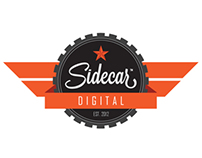 Logos and badges - Sidecar Digital
