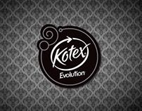 Cristina Marcucci - Kotex Evolution