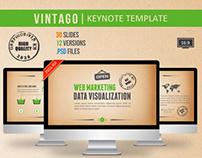 Vintago Keynote Template
