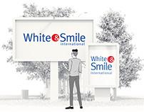 Site for White&Smile