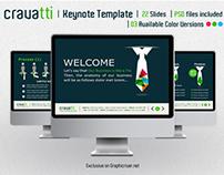 Cravatti Keynote Template