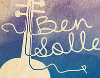 Ben Sollee Gig Poster