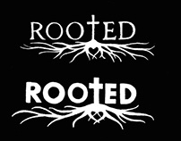 ROOTED Logo Sketches