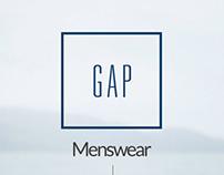 Gap Redesign.