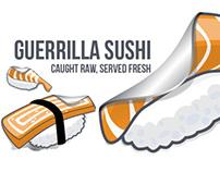 Attack! Marketing - Guerrilla Sushi Blog Banner