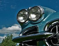 1960 Corvette, an essay