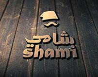 Shami - Logo study
