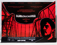 Rollercoaster 3D Movie Poster