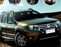 Imagem de Divulgação Renault Duster