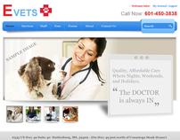 veterinary clinic Site