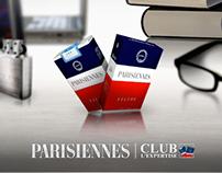 Parisiennes Club L´expertise