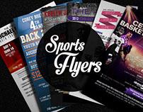 Misc Sports Flyers