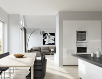 S18 housing interior