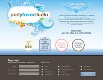 Party favor Studio