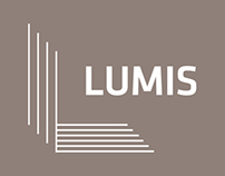 Brand Identity Design- LUMIS Architectural Photography