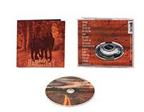 """Daughtry CD Packaging """"Elsewhere"""""""