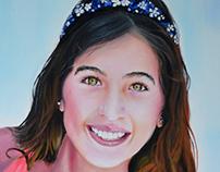 Shira Realistic Portrait
