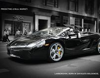 Lamborghini Bull Market Ad