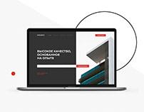 Development company website