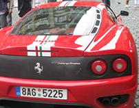 EUROPE´S LUXURY CARS