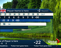 RBC Canadian Open UI/UX Design and Development