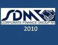 Deals 2010 SDM Corporate Finance Group NV