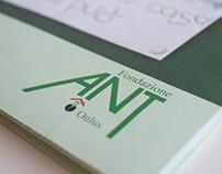 Institutional communication for ANT Italia Onlus