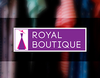Royal Boutique Branding