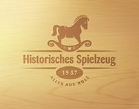 Historisches Spielzeug - Type And Signs Hamburg