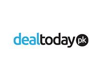 Dealtoday | Re-designed